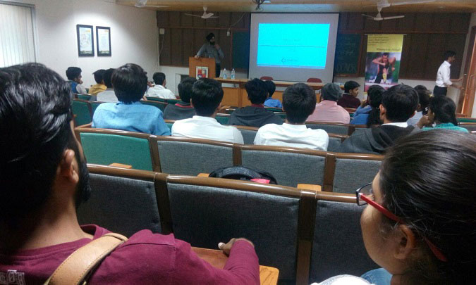 Career Awareness Workshop by Dr. Ajit Singh