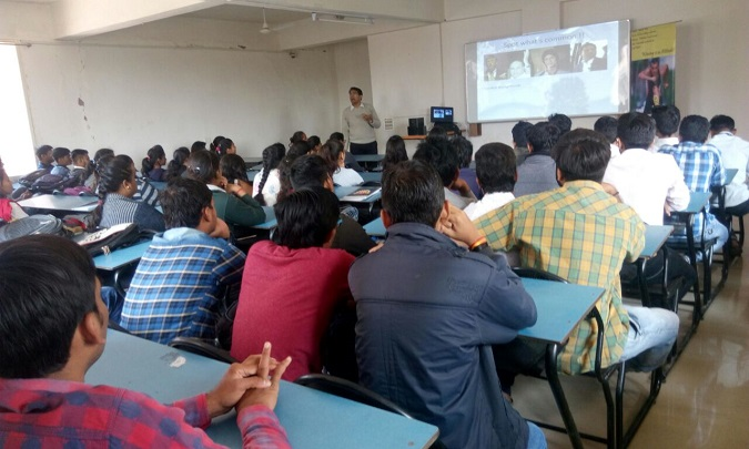 Career Counselling Seminar at Apollo Institute of Technology