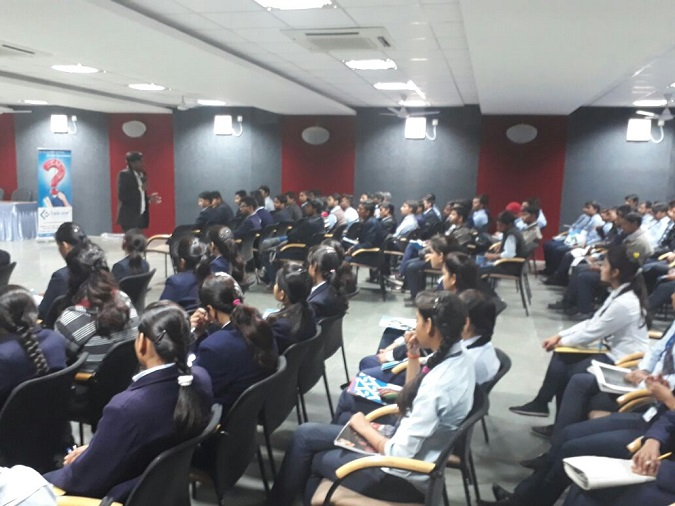 Seminar on 'Career Options after Graduation' at Allen Institute of Technology