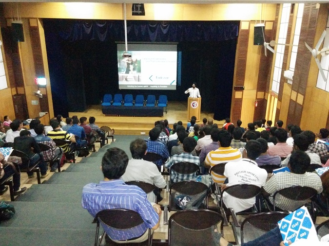 Seminar on 'MBA in India Vs MBA/MS Abroad'