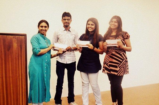 NL Vocabulary Competition at Vanijya Bhavan