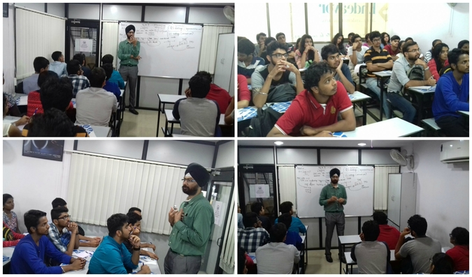 Seminar on GRE – 'MS as a Career Option'
