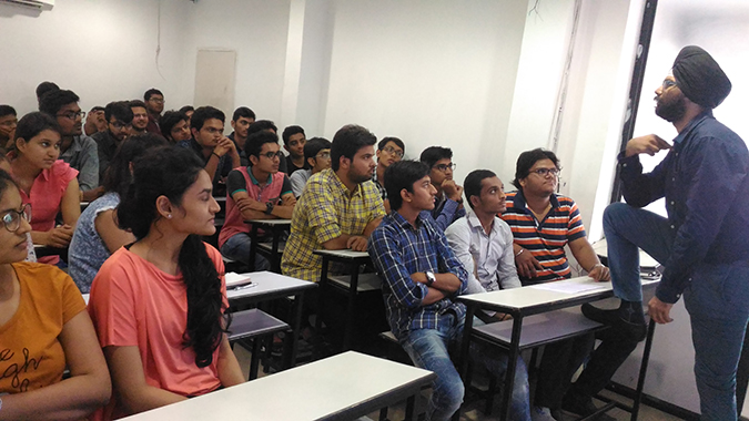 """Work Shop on """"All About Studying Abroad after your Bachelors"""" for Engineers"""