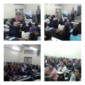 Seminar on 'MBA as a Career Option'