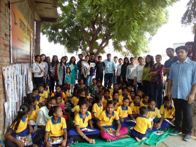 Teachers' Day at Ashadeep Foundation