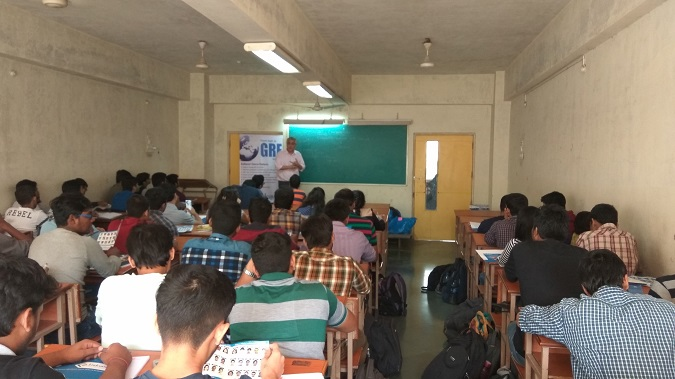 Series of seminars on MBA vs MS a career option at RGIT College