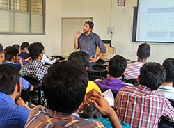 Seminar at AISSMS