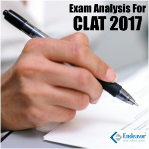 Exam Analysis: CLAT 2017