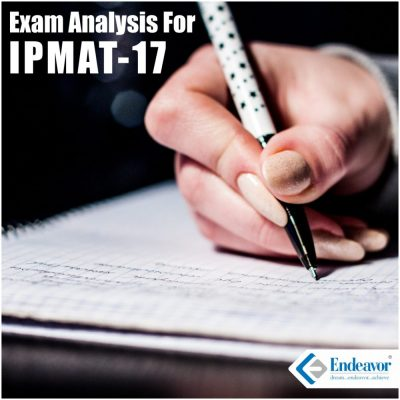 Exam Analysis IPMAT 2017