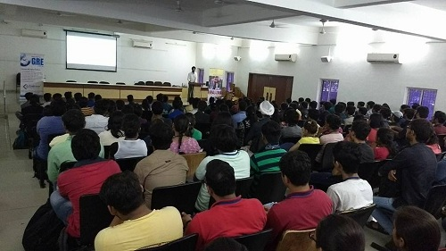 Career Awareness Seminar at Gandhinagar Institute of Technology