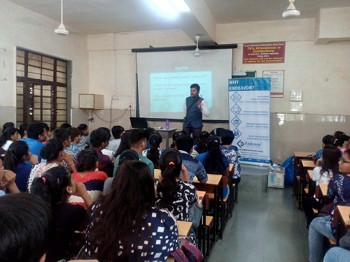 Seminar on 'Law as a Career Option'