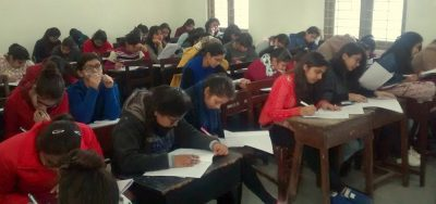 Open Aptitude Test at Daulat Ram College