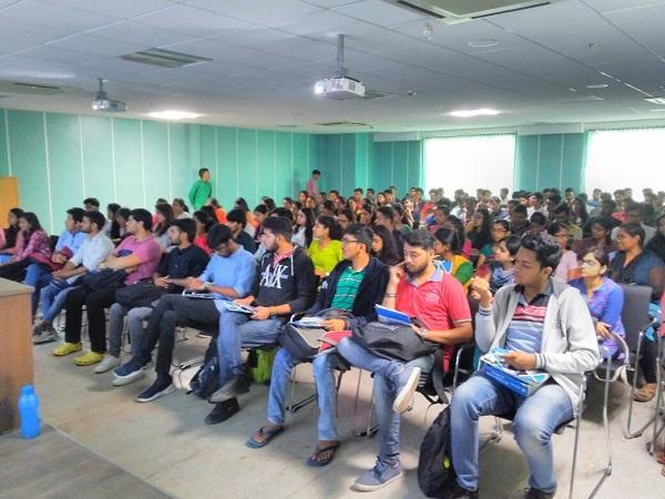 Seminar at Jain College