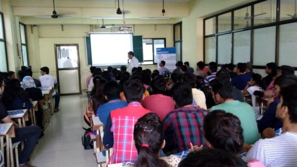 Seminar at Patkar College