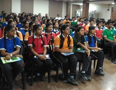 Career Options after 12th – Seminar at Surat Schools