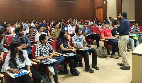 'MBA as a Career Option' at KiroriMal College