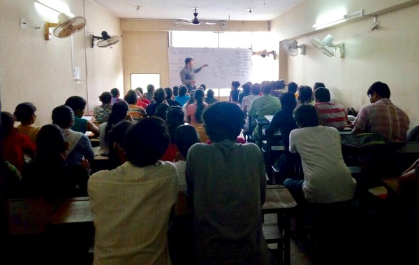 Seminar on 'MBA as a Career Option' for BCom students
