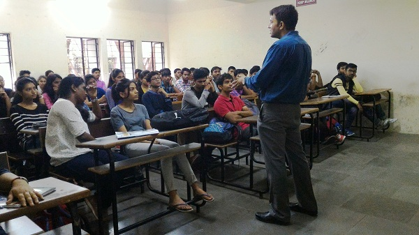 Seminar at Sinhgad College of Engineering
