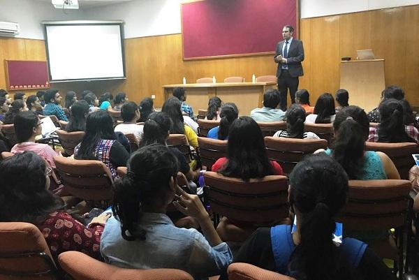 What After Graduation Workshop by Sanket Bhatia