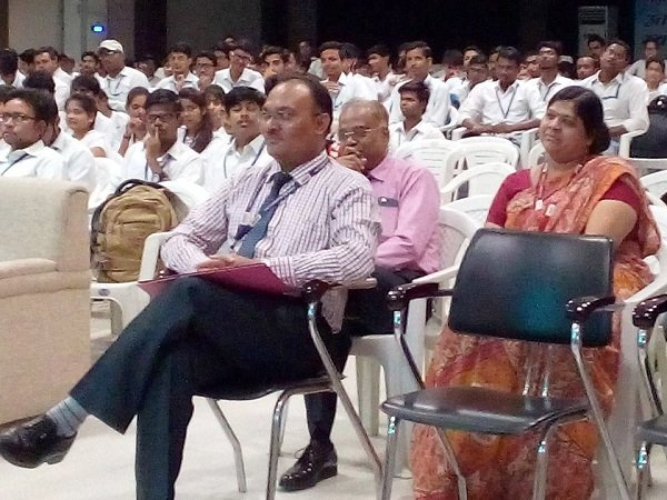 Endeavor Bhopal at LNCT Mains College