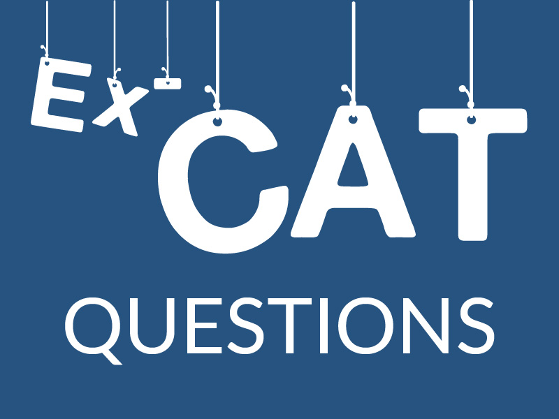 Exploring ex-CAT Questions