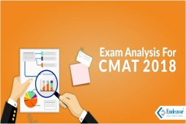 CMAT 2018 Exam Analysis Morning Slot