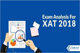 XAT 2018 Exam Analysis