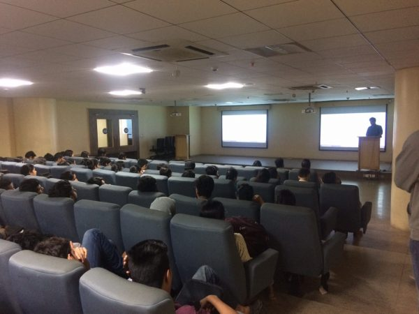 Workshop on MBA