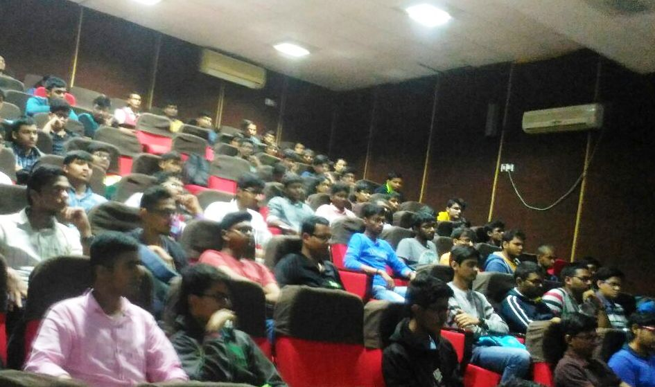 Seminar on 'Careers after Engineering' and 'Education Avenues Abroad'