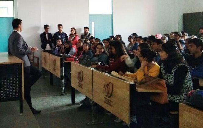 Seminar on Quants at Rajmas