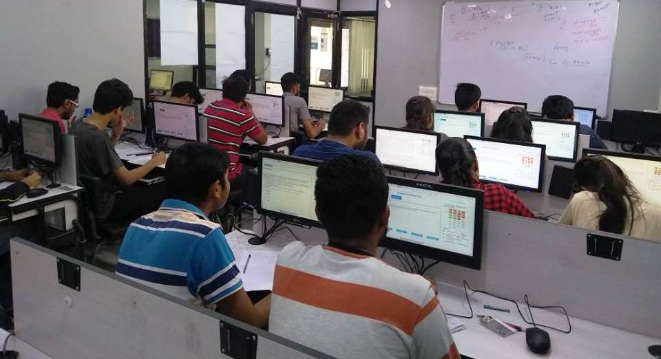 Performance Analysis Test at Endeavor Gandhinagar