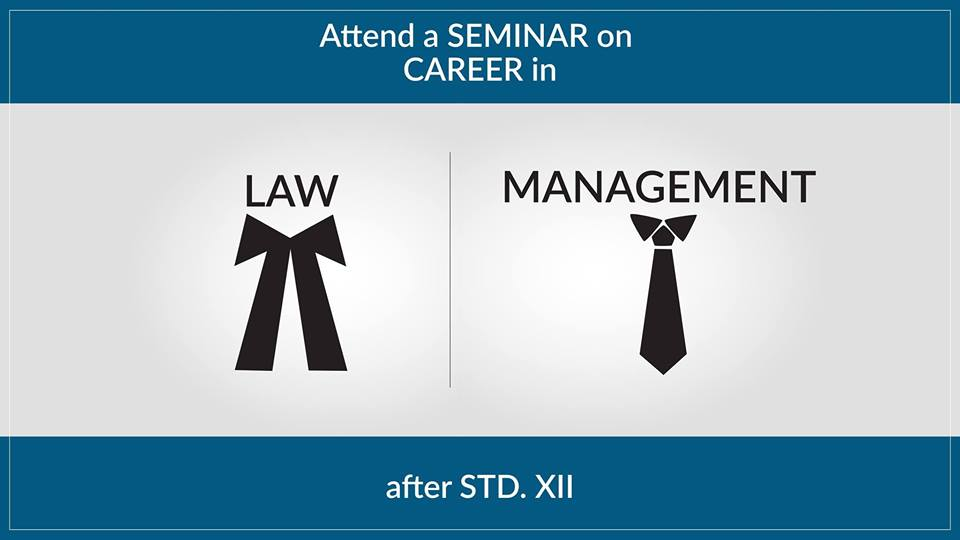 Workshop on Career in Law & Management after Std. XII