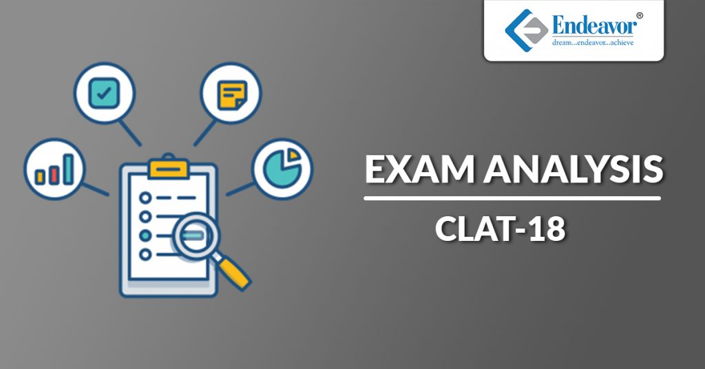 CLAT 2018 Exam Analysis