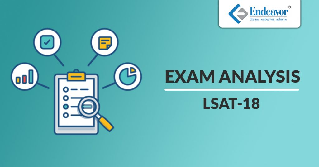 LSAT 2018 Exam Analysis