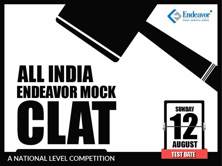 All India Endeavor Mock CLAT (AIEMC)