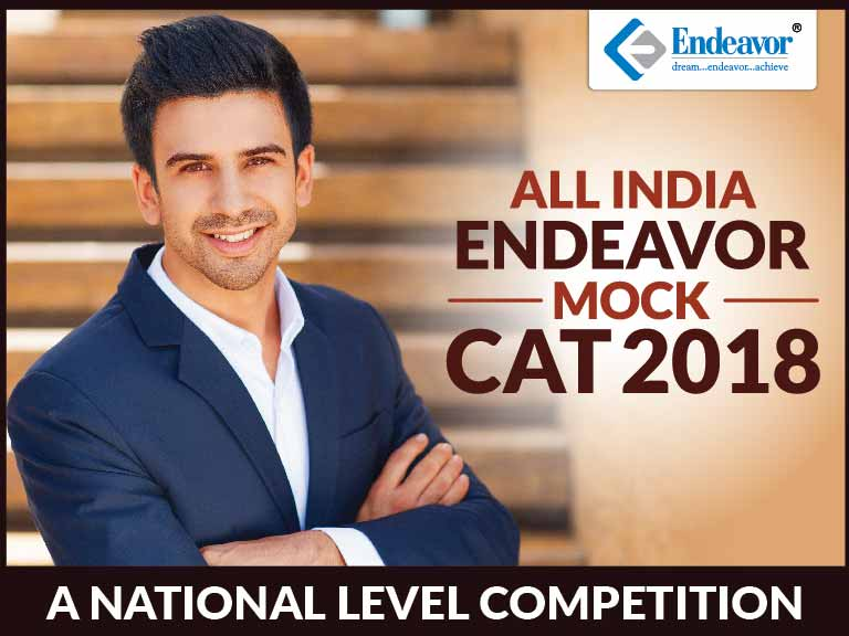 All India Endeavor Mock CAT (AIEMCAT) – 2018