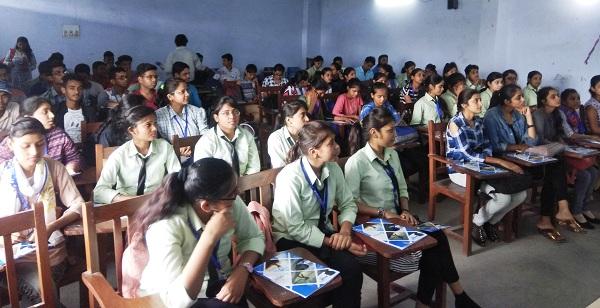 Seminar at PPN for BCA students