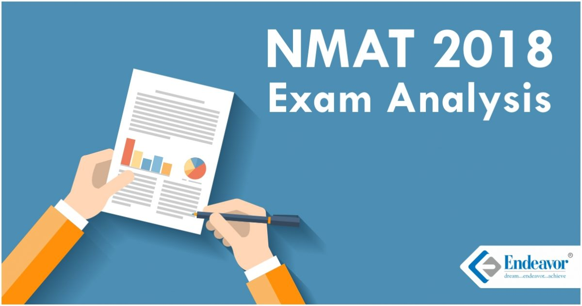 NMAT 2018 Exam Analysis
