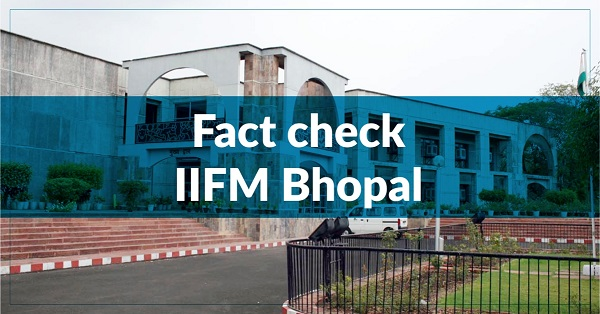 Indian Institute of Forest Management, Bhopal