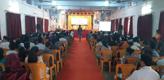 Seminar at Christ Church College