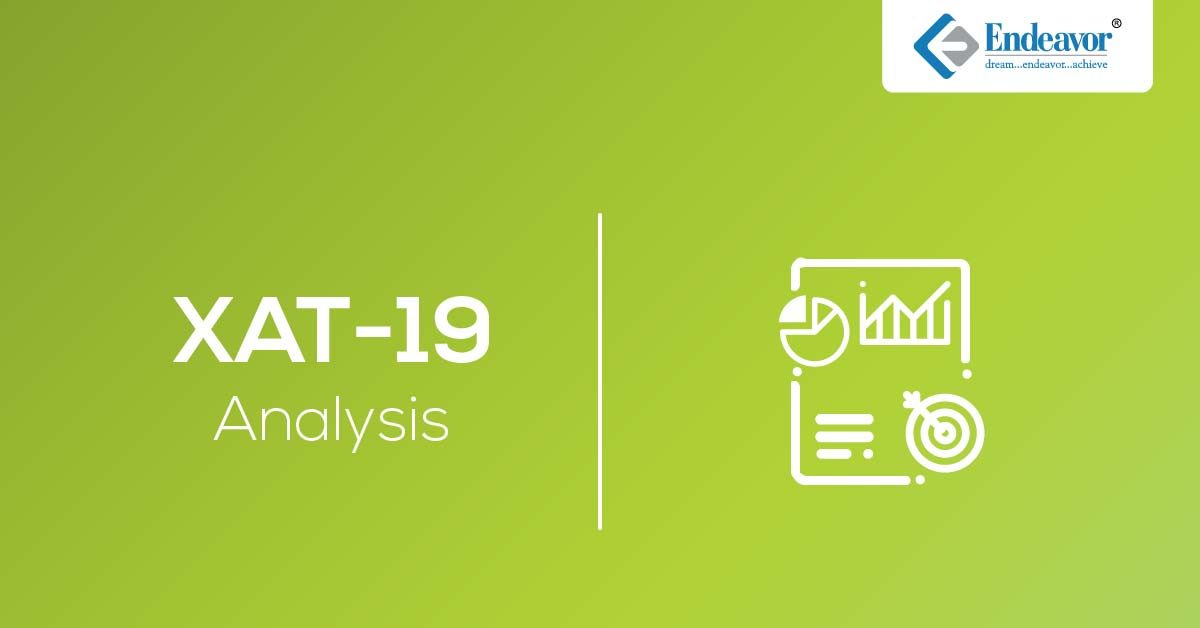 XAT 2019 Analysis