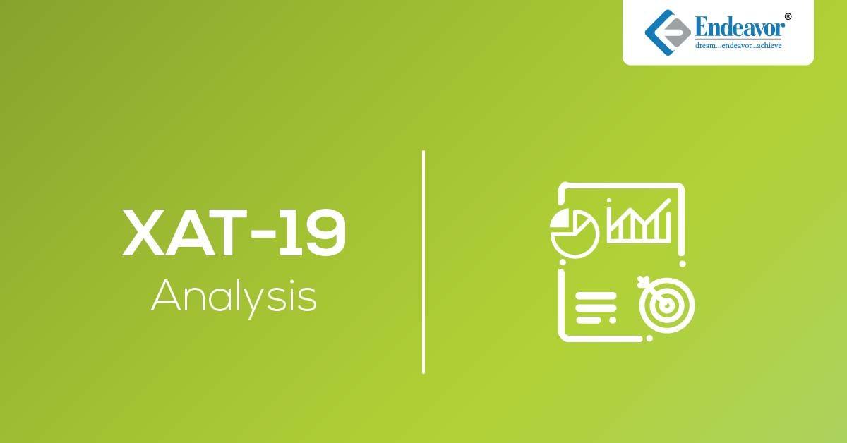 XAT 2019 Exam Analysis