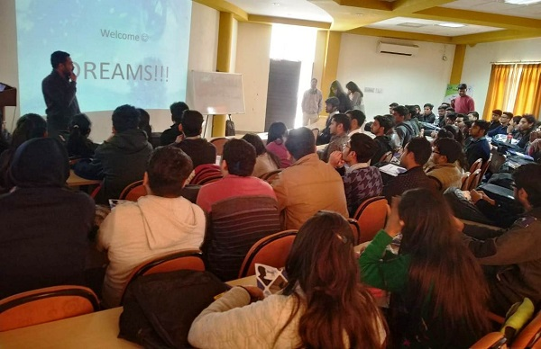 Seminar on 'Dreams'