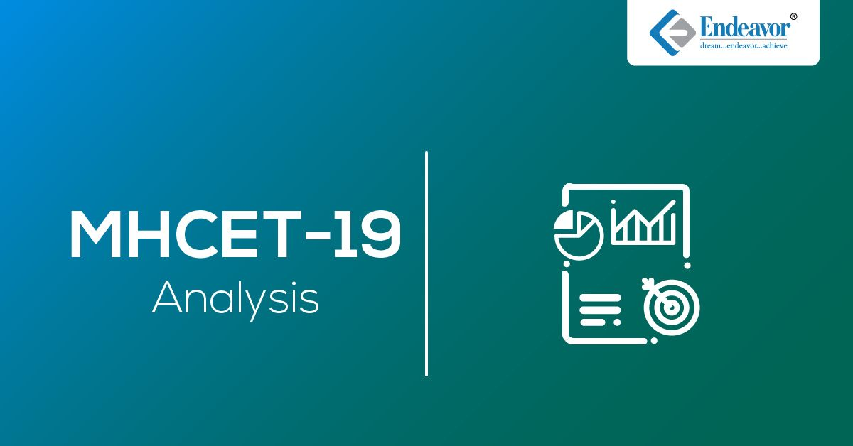 MHCET 2019 Analysis