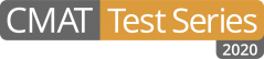CMAT Test Series 2020