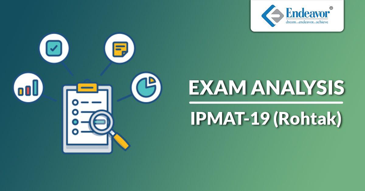 IPMAT 2019 Exam Analysis – IIM Rohtak
