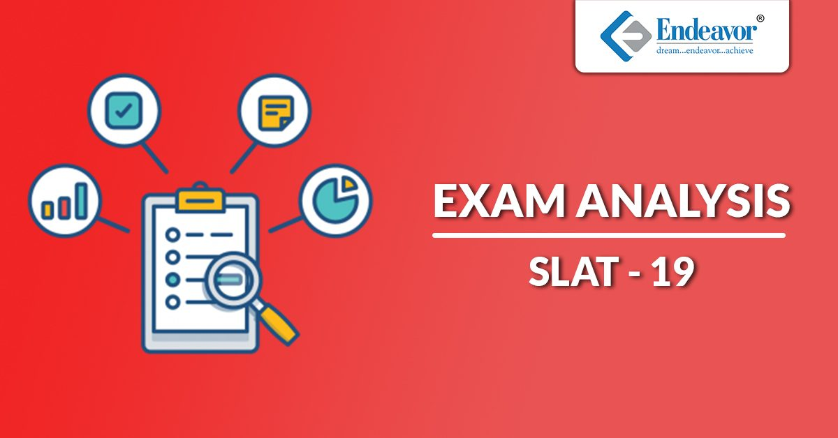 SLAT 2019 Exam Analysis