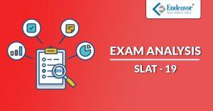 SLAT 2019 Exam Analysis