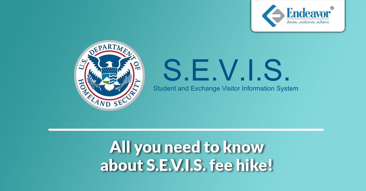 US hikes SEVIS Fee by 75%