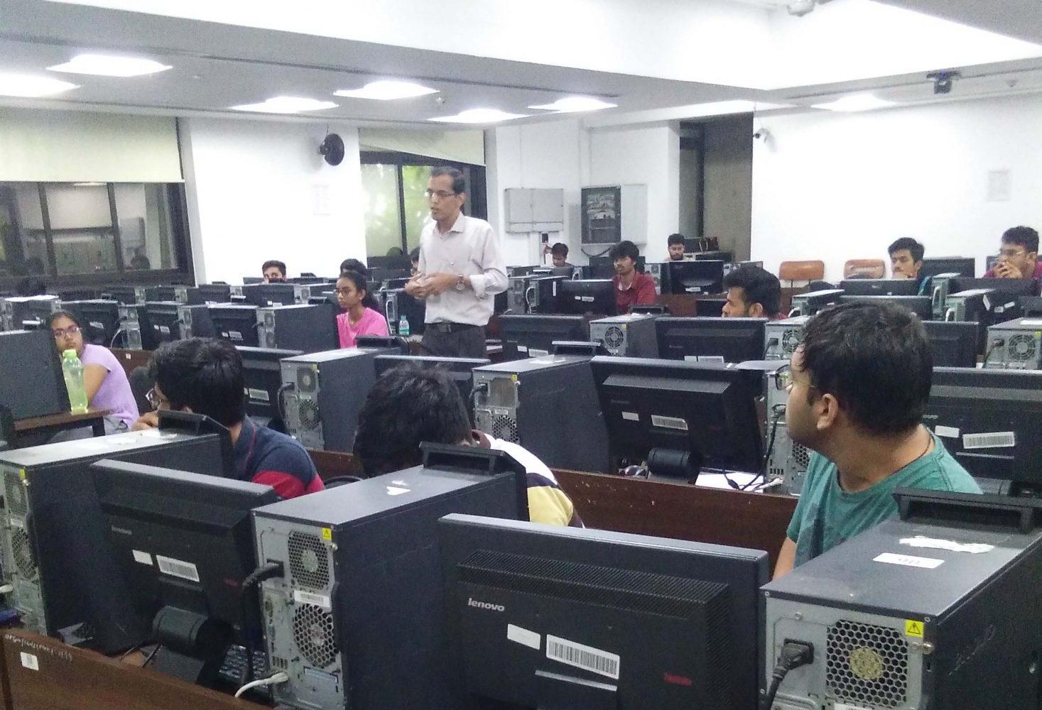 Endeavor Careers conducted Online Mock CAT at IIT-Gandhinagar